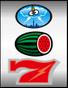 サンダーVリボルト 左リール下段下段赤7